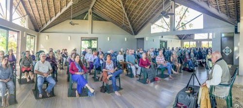 Dharma Talks at Cuatro Vientos