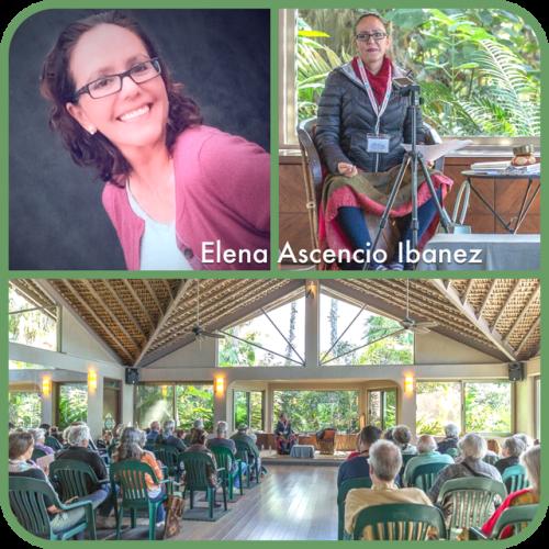 Elena Ascencio Ibanez Dharma Talk @ Cuatro Vientos, Todos Santos, BCS