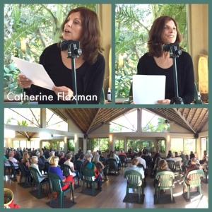 Catherine Flaxman Dharma Talk 01-08-17