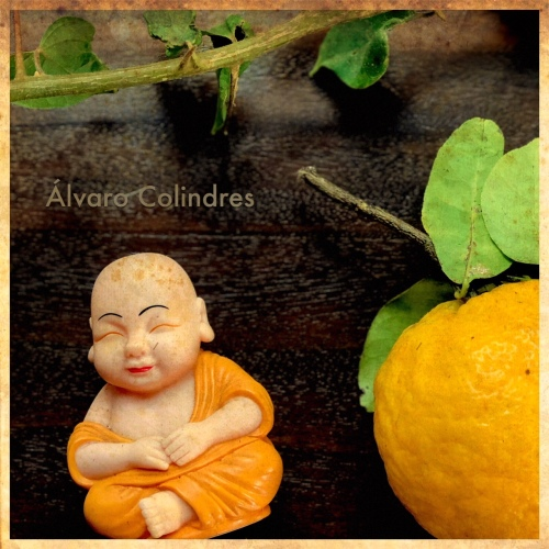 Resting Buddha by Colindres.